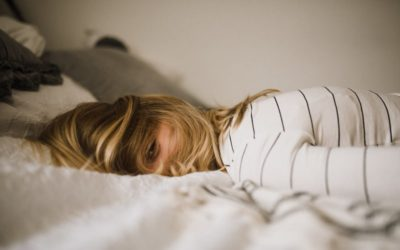 A Mindful Moment for Insomnia: